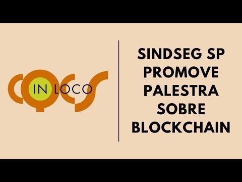 Imagem post: Sindicato promove palestra sobre Blockchain