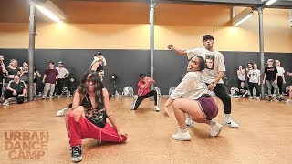 El Anillo - Jennifer Lopez / Ysabelle Capitule Choreography ft. Sienna Lalau / URBAN DANCE CAMP