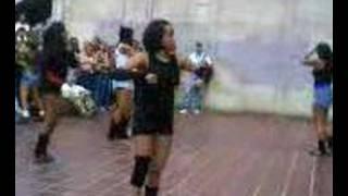 The Real Dance (se menea)