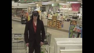 Michael Jackson goes shopping (HD) width=