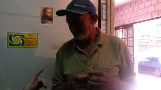 Ivo dando palpites da Libertadores na Tropical