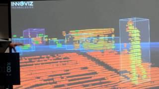 Cars' Laser Radar - LIDAR with four MEMS sectors