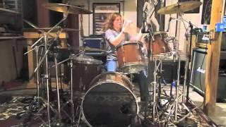 """Tyler Warren - """"One Vision"""" Drum audition"""