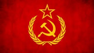Remix of the national anthem of the USSR.