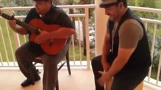 Gypsy Kings Bamboleo by the Rumba Brothers (live short clip)