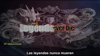Legends never die - Ft. Against The Current (Sub español & english lyrics) League of Legends