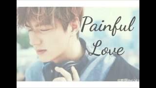 Lee Min Ho - Painful love. Letra fácil (pronunciación)