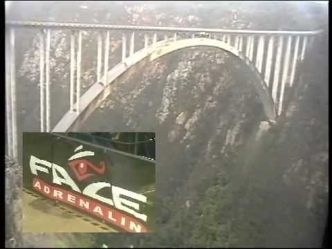 World's Highest Bungy – Bloukrans Bridge – Nadav Cohen
