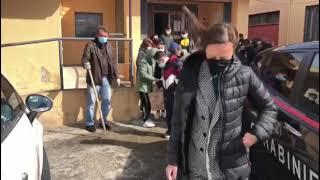 STRONGOLI: CARABINIERI E STUDENTI ALLA SCOPERTA DELLA BIODIVERSITA'
