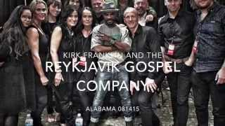 Kirk Franklin and Reykjavik Gospel Company - My life is in your hand