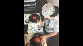 "DJ Throdown DMC Online 2016 (Round 6 2nd Place) ""Pimpin Ain't Easy"""