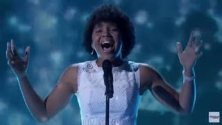 "Jayna Brown, 14, Nails Cover of ""Make It Rain"" 