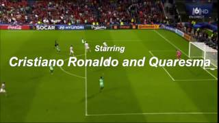 R. Quaresma - Portugal 1 - 0 Croacia 2016