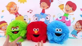 Aprendemos Colores en Inglés con Canciones Infantiles width=