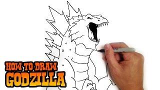 How to Draw Godzilla width=