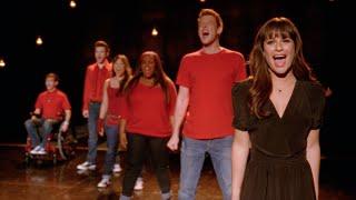 GLEE - Don't Stop Believin' (Season 4) (Full Performance) HD