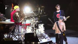 "Red Hot Chili Peppers ""Suck My Kiss"" live in Grand Rapids 5/26/12"
