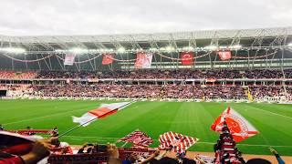 SİVASSPOR'un Şampiyonluk Marşı '' Dönüşün Muhteşem Olacak '' !