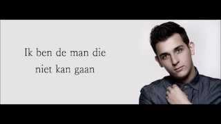 Nielson - De Man Die Niet Kan Gaan Lyrics