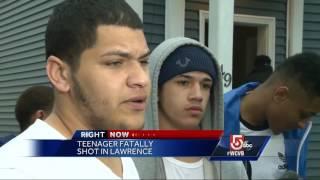 Teen shot to death identified