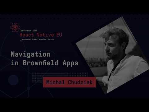Navigation in Brownfield Apps