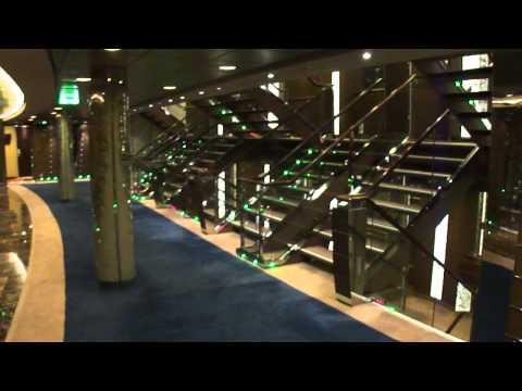 MSC Fantasia Cruise Ship Interior Deck 12