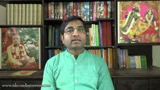हम हरे कृष्ण महामंत्र का ही जप क्यों करें ? - हरि पार्षद प्रभु