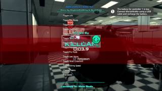 [PS3] Abomination V1 MW2 Mod Menu [1.14]
