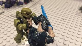 Halo, A terrorist revealed, Lego