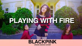 BLACKPINK (블랙핑크) - '불장난' (Playing With Fire) Dance Cover CRAVE.NZ
