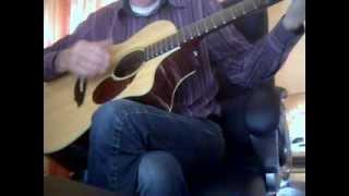 Michel polnaref (hollidays), impro guitare