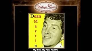 Dean Martin -- My Rifle, My Pony And Me (S.T.O. Rio Bravo) (VintageMusic.es)