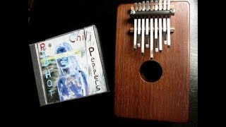 RHCP-Dosed kalimba cover