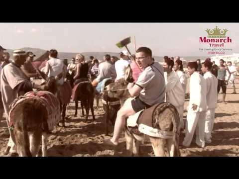 Monarch Travel – Incentive in Morocco