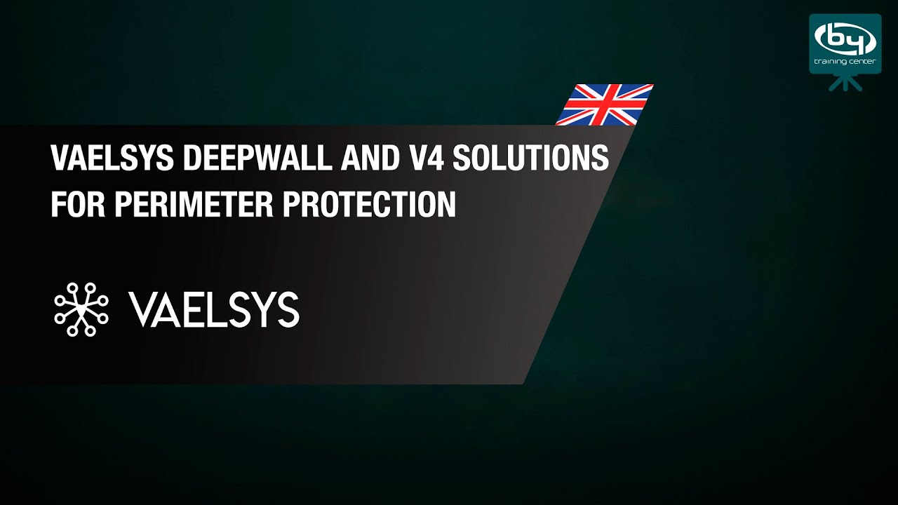 AELSYS DeepWall and V4 solutions for perimeter protection