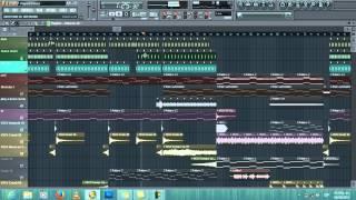 Safri Duo - Played A Live Fl studio + Flp (by George Maxter) 2014 HD