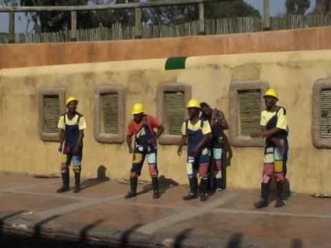 Tańce Zulusów