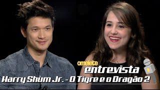 Harry Shum Jr. - O Tigre e o Dragão 2 | Omelete Entrevista