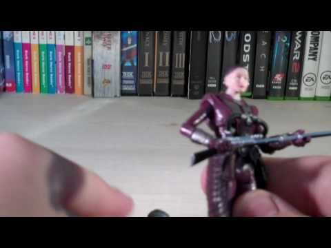Star Wars Zam Wesell (The vintage Collection) Review