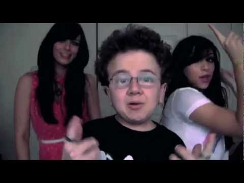 """Hands Up"" (Keenan Cahill and Electrovamp)"