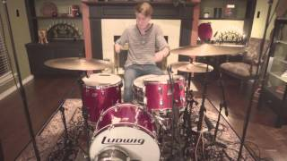 Candyman - Zedd & Aloe Blacc Drum Cover