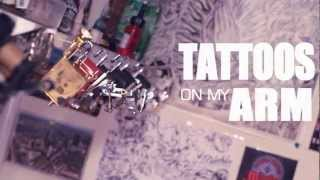 """BEHIND THE SCENES: LYRIC LEE FT. BROADWAY DICE - """"TATTS ON MY ARM"""""""
