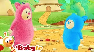 Billy and Bam Bam - Hide and Seek | BabyTV