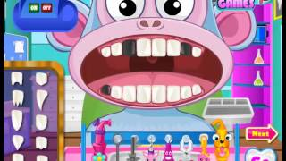 Boots Dental Care Games - Dora The Explorer Online Games