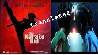 KarateKid2010-Dre Speaks Chinese TRANSLATED