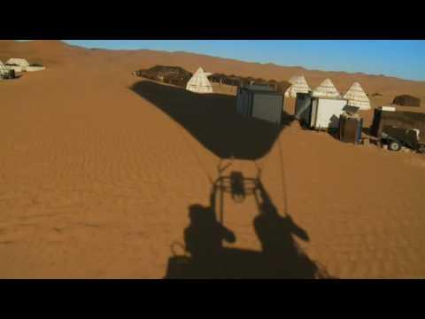 Marokko Ballooning