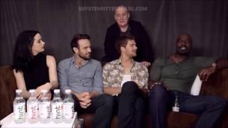 'Marvel's The Defenders' Interview for TVLine during SDCC2017 [LEGENDADO]