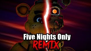 """[FNAF/SFM] """"Six Games of Fear"""" 