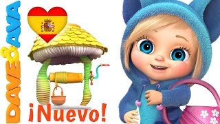 😘 Juan y Julia | Canciones Infantiles y Canciones para Bebés de Dave y Ava 😘