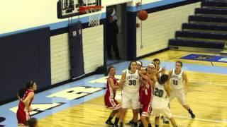 Louisville Lady Leopards vs. Minerva Lions Girls Varsity Basketball Highlights 12-3-2011